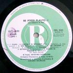 Gazzelloni - Se Fosse Flauto Album Etichetta Lato a