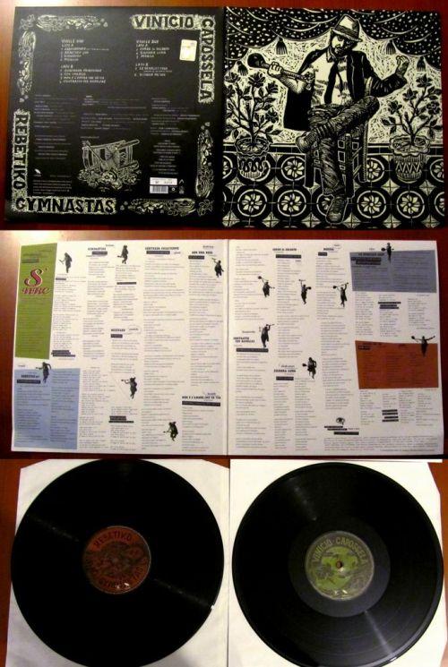 Vinicio Capossela, LP, Vinile, doppio, nuovo album, raccolta