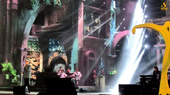 Rock Economy dal vivo, Adriano Celentano Photo Gallery In Concerto