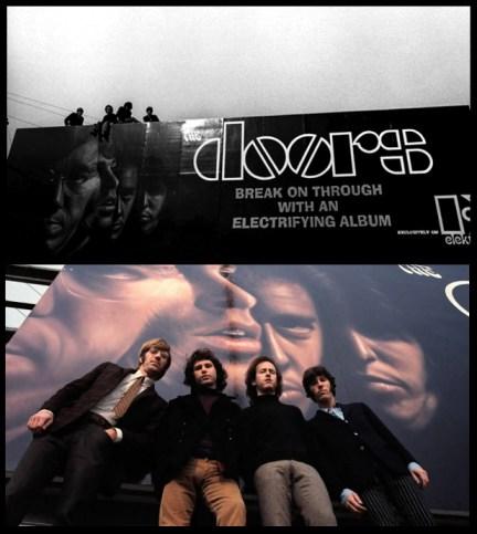 1967 Los Angeles, Jim Morrison, Break on through with an electrifying album