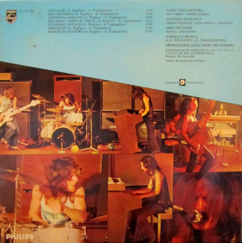 Vinyl, LP, Progressive,