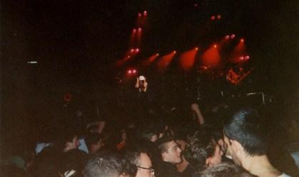 concerto a roma 26 febbraio 1993