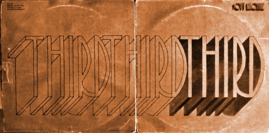 Soft Machine Third OUTSIDE by saluzzishrc.com
