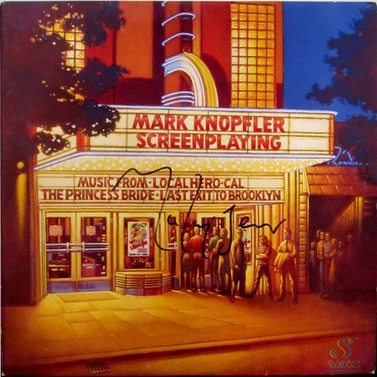 Mark Knopfler, Dire Straits, Soundtrack, Cal, Local Hero