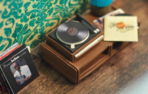 vinyl vintage