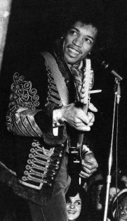 Hendrix al Roundhouse