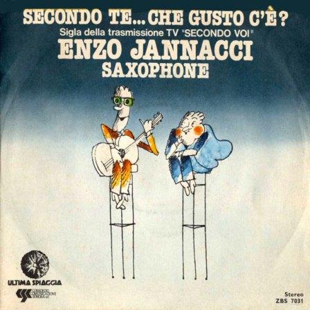Bruno Bozzetto ed Enzo Jannacci
