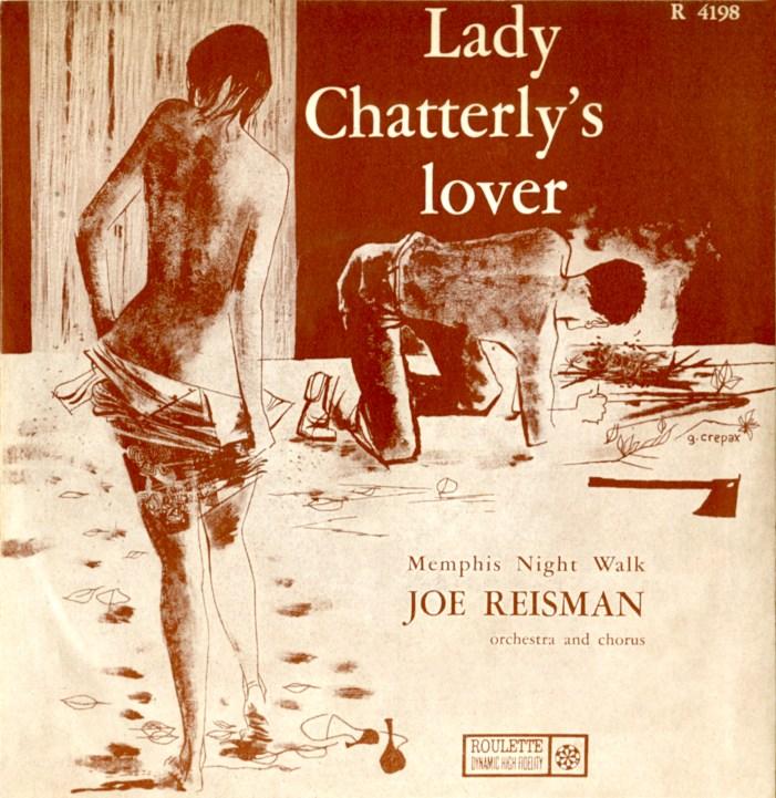 Crepax-Reisman Lady Chatterly