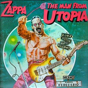 Liberatore-Zappa Man Utopia