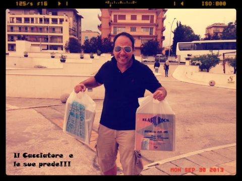 Cacciatore di Vinili, Music Day Roma