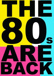 80s are back tendenze musicali 2013