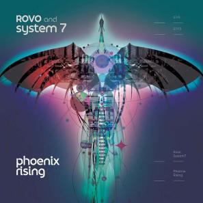 Copertine steve hillage system 7 phoenix rising