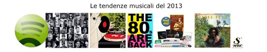 Tendenze Musicali 2013