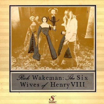 Wakeman - 6 mogli Fronte