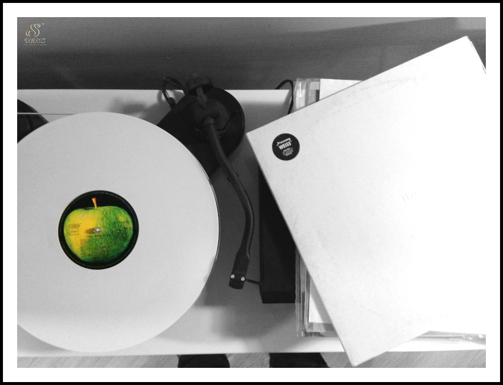 Copertina white Album Beatles Pink Floyd