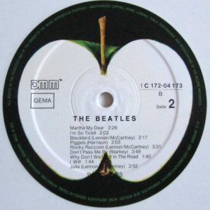 Beatles B Side
