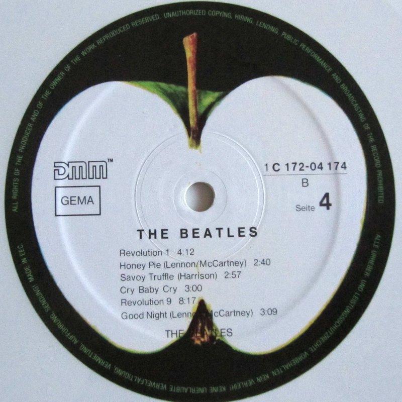 Beatles D Side