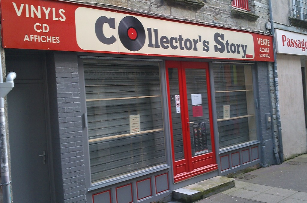 Collector's Story di Cherbourg