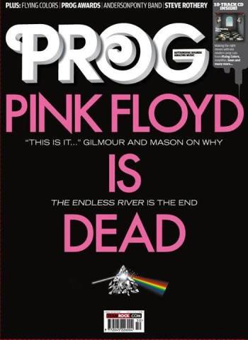pink floyd endless river Prog Is Dead?