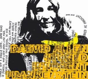 Allen david Stoned Innocent