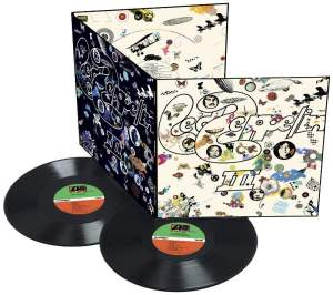 Led Zeppelin III Deluxe 2lp