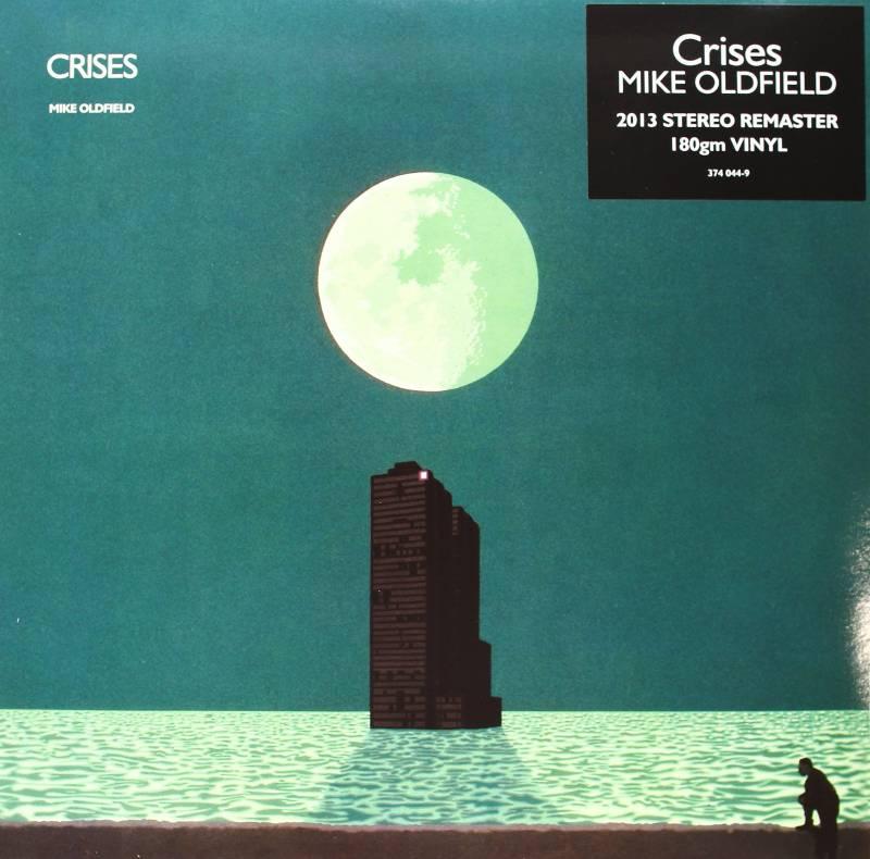 Mike Oldfield crises 2013 lp 180g