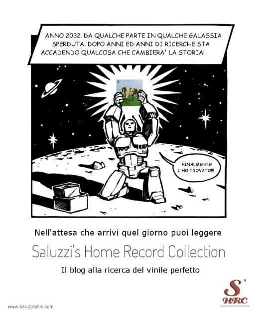 SHRC Comic - L'ho trovato