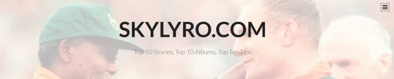 Skylyro.com Banner