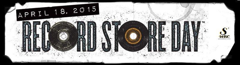 Record Store Day 2015: Guida Ragionata alle uscite ROCK!!! (1/6)