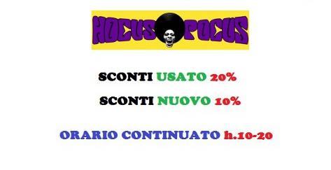 Hocus Pocus RSD nUOVO3