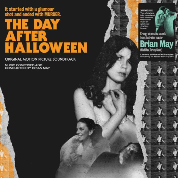 May - Day after Halloween