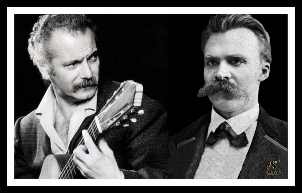George brassens friedrich Nietzsche rock e bambini
