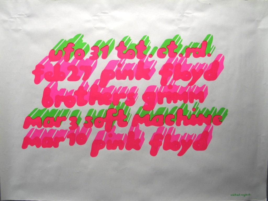 pink floyd ufo club soft machine
