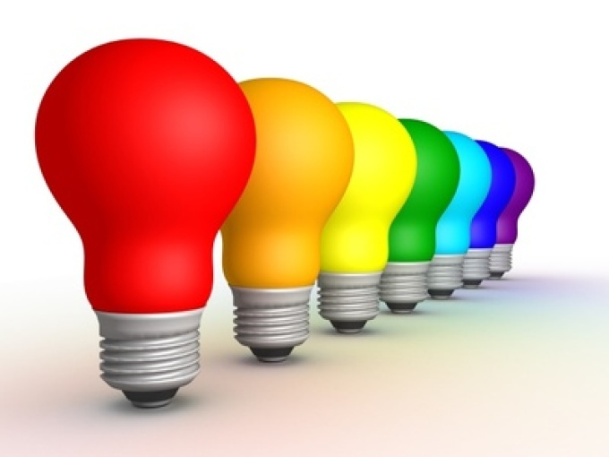 Color Therapy Light Bulbs