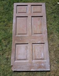 6 Panel Internal Georgian Door (W-91.5 x H-184.5cm)