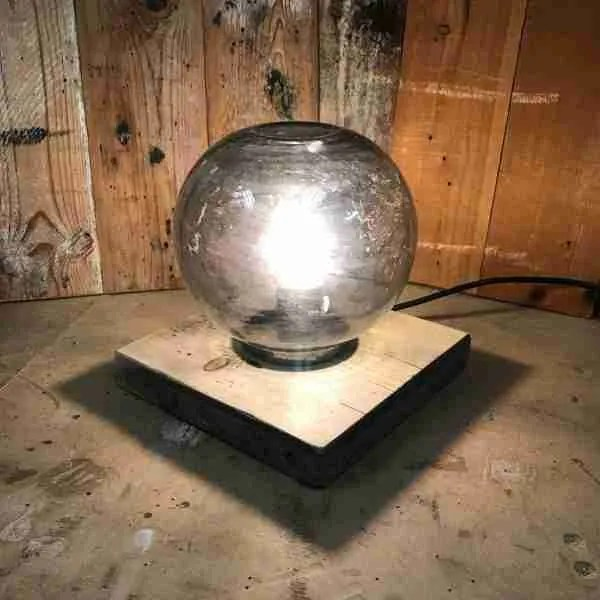 How to make a lamp from just about anything