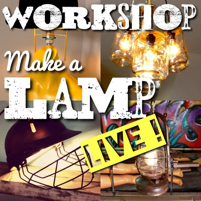 Lamp-making-workshop