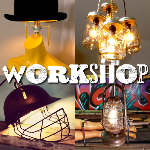 lamp making workshop brighton