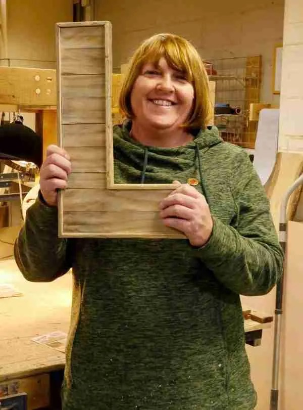 Learn to woodwork Brighton