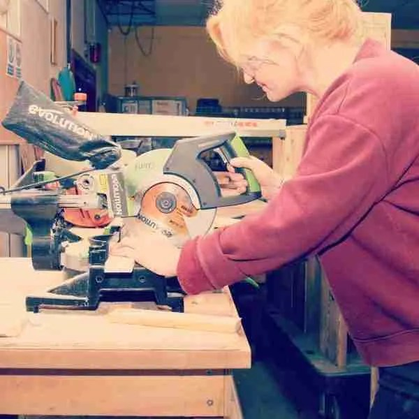 USING POWER AND WOODWORKING TOOLS CLASS IN BRIGHTON