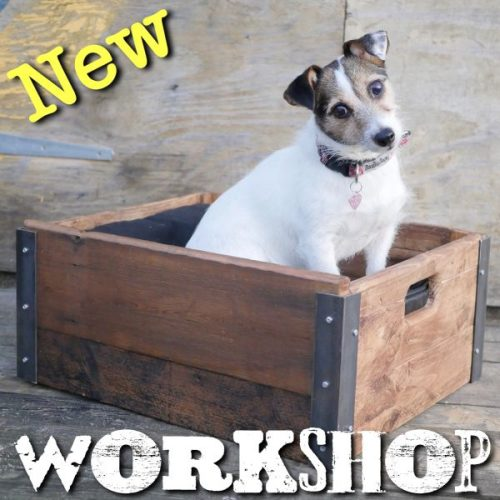 Workshop class in brighton learn to make a wooden box