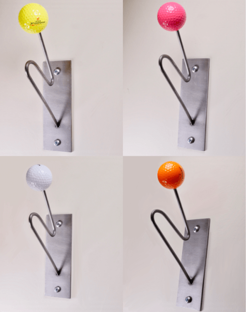 quirky hooks for the hallway