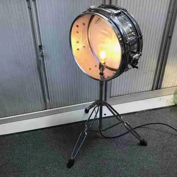 drum kit lamp