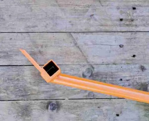 Pallet pry bar colour choice