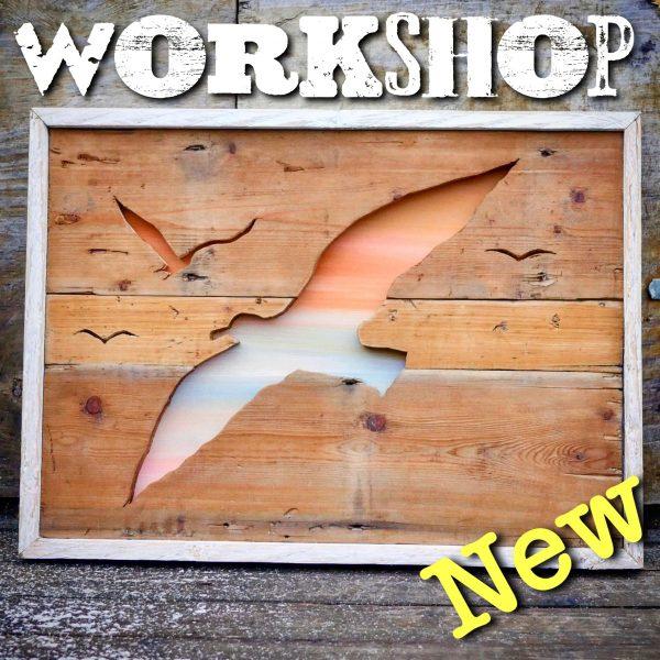 creative power tool workshop class in brighton