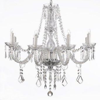 An Amazing Crystal Chandelier Www Salvagesisterandmister
