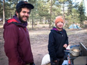 Surly & Salvagetti Campout Extravaganza