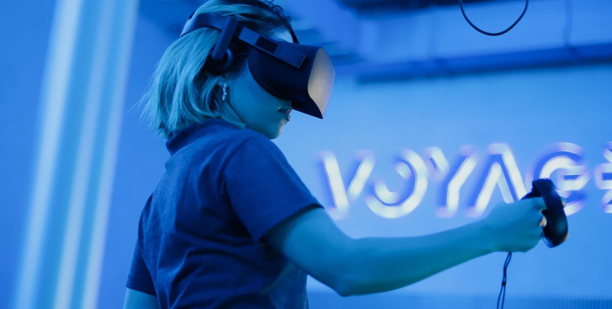 Voyager Centro Realidade Virtual