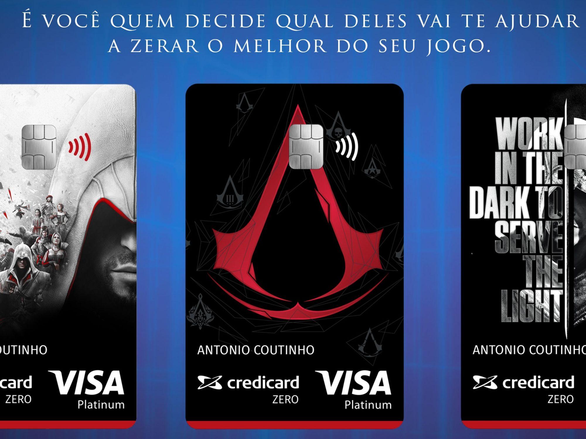 Credicard Assassins Creed