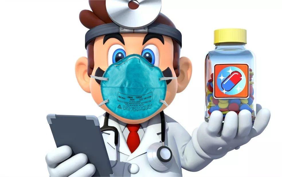 Mario Dr Nintendo